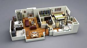 photo realistic 3d floor plan 3ds max vray www 3dfloorplanz