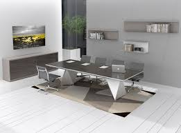 Modern Meeting Table Grays Modern Conference Table Ambience Doré