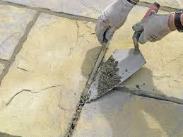 Pointing A Patio by Laying Flag Paving Gravel Master Blog