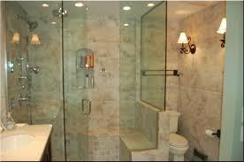 Bathroom Shower Remodels Popular Shower Remodel White Ceramic Tiled Bathroom Remodeling