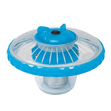 battery operated floating pool lights amazon com intex floating led pool light battery powered