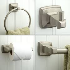 brushed nickel bathroom accessories u2013 bathroom ideas