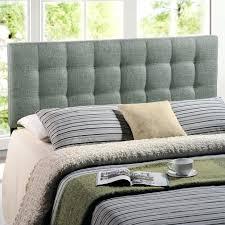 Tufted Headboard And Footboard Fabric Headboard Bedroom Furniture Upholstered