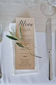 id e menu mariage un mariage à fox amphoux mariage foxes and wedding