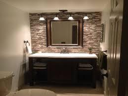 Mirror Ideas For Bathroom - bathroom mirror lighting ideas cyclest com bathroom