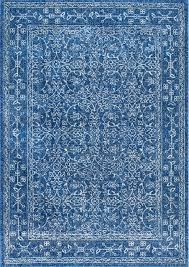 nuloom medieval tracery floral rug view in your room houzz