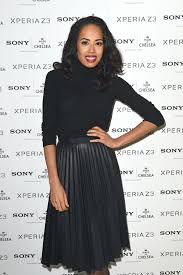jade ewen at sony pool party at haymarket hotel in london
