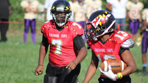 7on7 Flag Football Playbook Baltimore Terps Youth Football