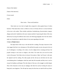 A Clean Well Lighted Place Analysis Georgetown 2017 Application Essays Popular Critical Essay