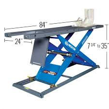 motorcycle lift table plans great air motorcycle lift garageshop pinterest lift table and