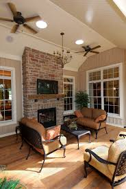 warm and cozy fireplace trends