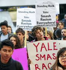 Yales Everywhere - new haven rally draws hundreds to support call to change name of