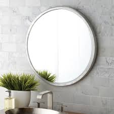 divinity round framed wall mirror mr525 native trails