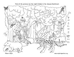 printable hidden objects coloring pages coloring kids