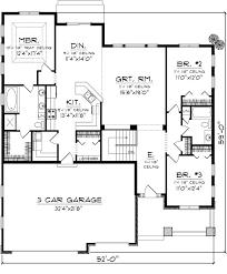floor plans house 3 car garage ranch house plans home plans house plans home floor