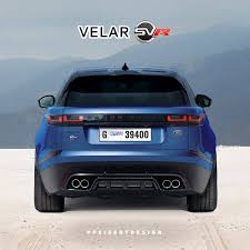 velar land rover range rover velar svr is the best rhyme you u0027ll hear today