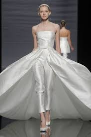 Wedding Dress Jumpsuit Https Www Com De Listing 201332325 Giselle Two Piece Bridal