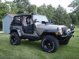 jeep snorkel install check out blckedoutjeep 2005 jeep wrangler in old bethpage ny for