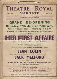 theatre royal margate archive posters