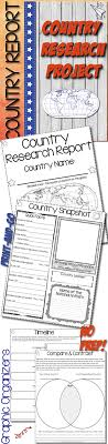 country report template middle school country report editable template printing and social studies