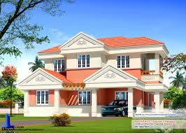 Single Floor Home Front Design 100 Home Front Design Kerala Style 5399individual House