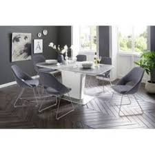cuisine taupe laqu lena ii ceramic taupe top extendable dining table extendable