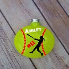 finally found a how to on cutting a softball for a cross misc