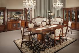 How To Set A Formal Dining Room Table Appealing Dining Room Table And Hutch Set On Throughout Pics Of