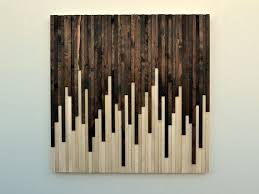 wood artwork for walls wall etsy golfocd