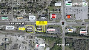 Map Of Lakeland Florida by 2411 And 2341 Us Highway 92 East In Lakeland Florida U2013 Saunders
