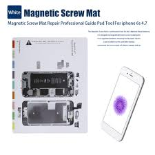 magnetic mat repair professional guide pad tool for iphone