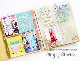 6x8 album 6x8 yellow sn p binder by design team member lottermoser