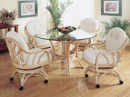 exellent rattan dining room set top tables hospitality cancun palm