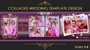 wedding albums and more collage wedding album 4 for psd template view in description text