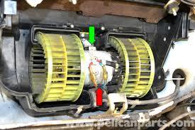 mercedes benz w124 blower motor replacement 1986 1995 e class