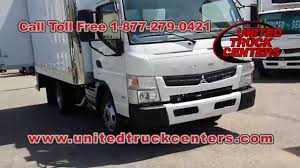 2014 mitsubishi fuso canter fe125 engine driven refrigerated truck