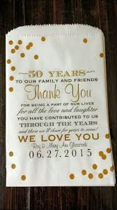 best 25 50th anniversary favors ideas on pinterest 50th