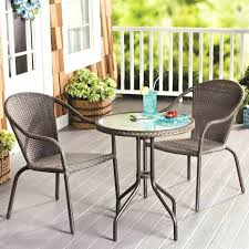 small patio table set walmart patio table set new outdoor furniture sets for outdoor
