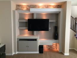 Tall Corner Tv Cabinet Living Room Entertainment Center Decorating Ideas With Brown