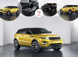 2013 range rover evoque limited edition caricos com
