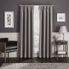 buy brown blackout curtains from bed bath u0026 beyond