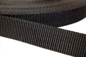 Rubber Upholstery Webbing Coloured Polyester Upholstery Webbing Bag Strap Strapping Chair