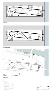 museum floor plans danish national maritime museum in helsingør denmark by bjarke