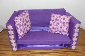 no sew barbie sized fold out sofa bed u2013 for my punkin