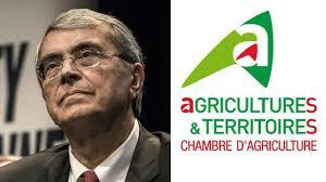 chambre regionale agriculture jean queyranne et le président de la chambre régionale d
