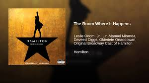 the room where it happens youtube