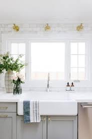 design amazing look kitchen with white decorative element ceramic