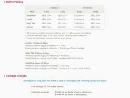 Buffet King Prices by Buffet At Carousel Royal Plaza On Scotts Singapore Hotel Just