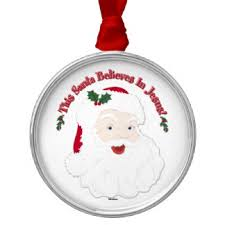 santa believe ornaments keepsake ornaments zazzle