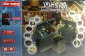musical holiday light show timer gemmy holiday christmas light show variable timer 12 outlets 10